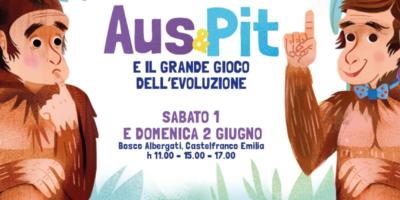 Aus & Pit e il grande gioco dell'evoluzione